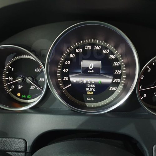 Mercedes-Benz C-класс 180 9G-TRONIC 1.6 AT (156 л.с.) 2013