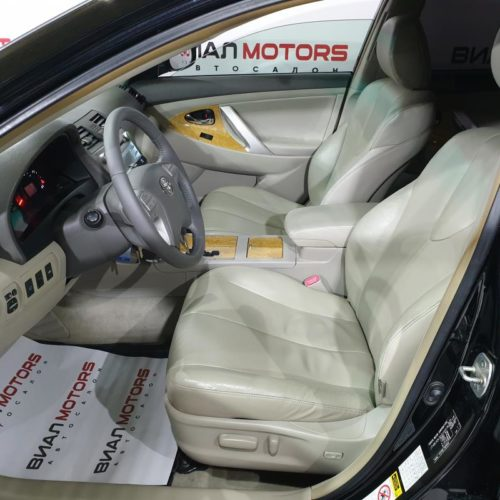 Toyota Camry 2.4 AT (167 л.с.) 2007