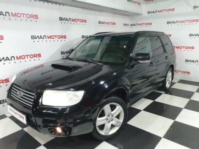 Subaru Forester 2.5 AT (230 л.с.) 4WD 2005