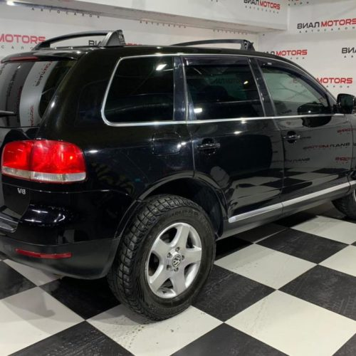 Volkswagen Touareg 3.2 AT (220 л.с.) 4WD 2004