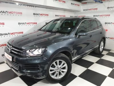 Volkswagen Touareg 3.6 AT (249 л.с.) 4WD 2011