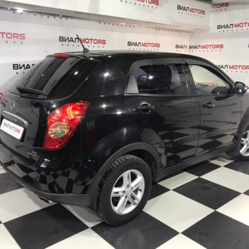 SsangYong Actyon 2.0 AT (149 л.с.) 4WD 2012