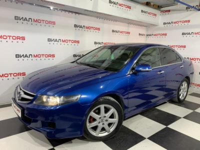 Honda Accord 2.0 AT (155 л.с.) 2006