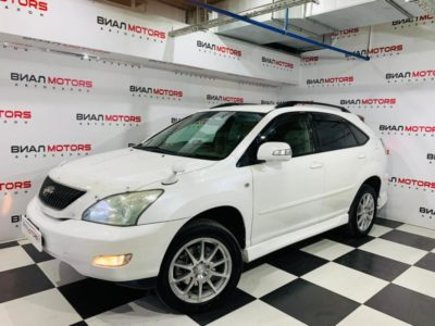 Toyota Harrier 3.0 AT (220 л.с.) 4WD 2003