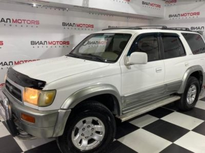 Toyota 4Runner 3.4 AT (185 л.с.) 4WD 1997