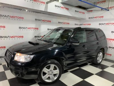 Subaru Forester 2.5 AT (230 л.с.) 4WD 2006