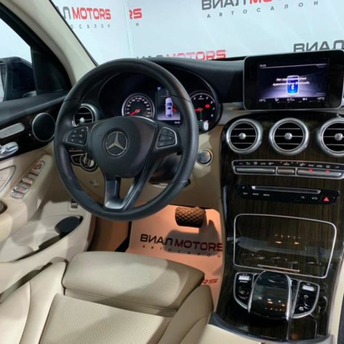Mercedes-Benz GLC Coupe 250 2.0 AT (211 л.с.) 4WD 2017
