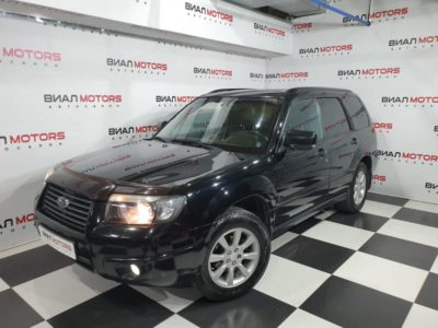 Subaru Forester 2.0 AT (158 л.с.) 4WD 2006