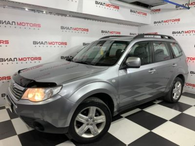 Subaru Forester 2.5 AT (173 л.с.) 4WD 2008
